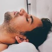 Man Sleep Apnoea