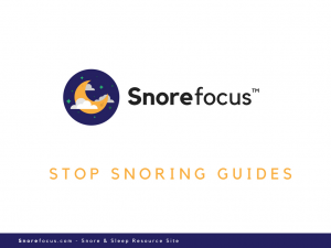Stop Snoring Guides